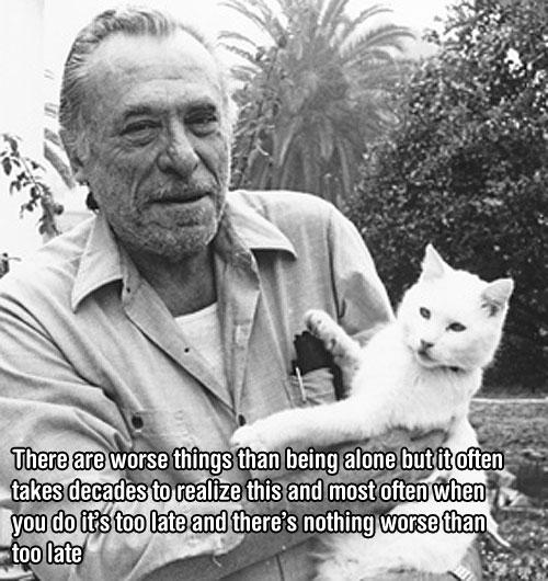 Charles Bukowski Quotes 10