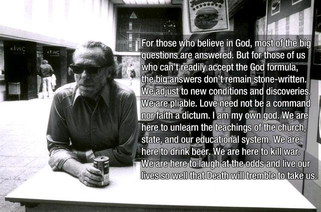 Charles Bukowski Quotes 4