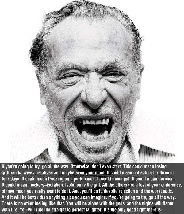 Charles Bukowski Quotes 6