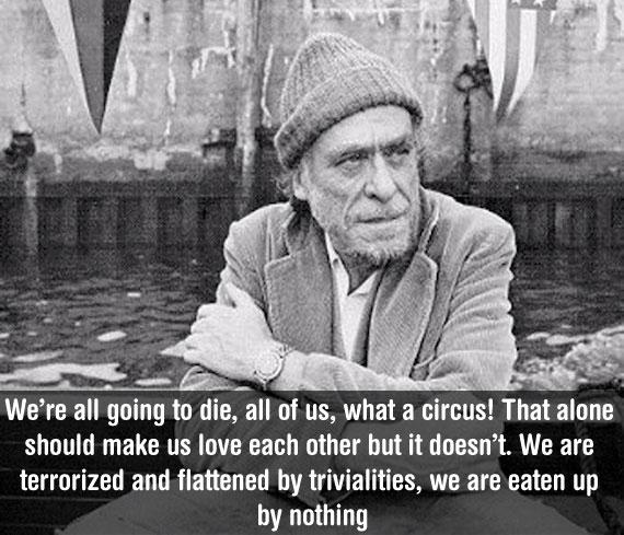 Charles Bukowski Quotes 7
