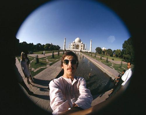 Epic Selfie — George Harrison
