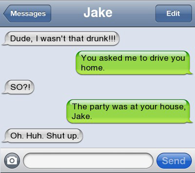 Funniest Drunk Texts Ever 14