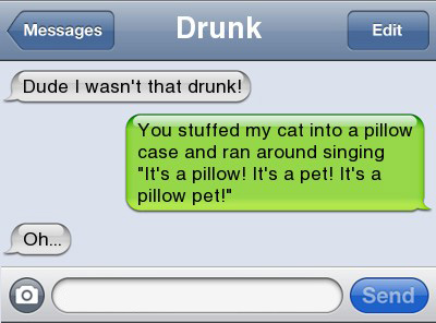 Funniest Drunk Texts Ever 15