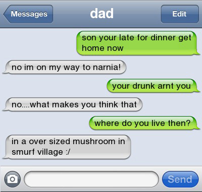 Funniest Drunk Texts Ever 3