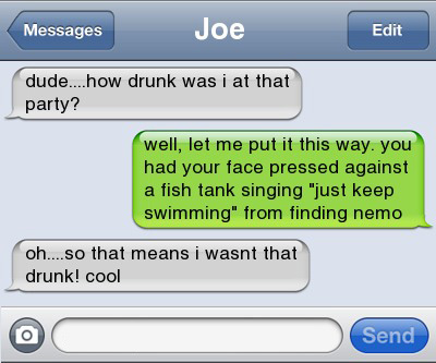 Funniest Drunk Texts Ever 6