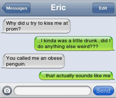 Funniest Drunk Texts Ever 9