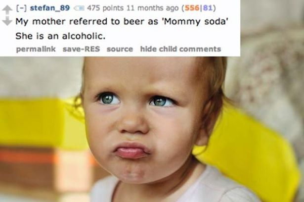 Funny Lies Parents Tell Their Kids 1