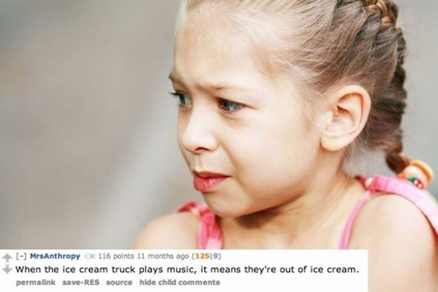 Funny Lies Parents Tell Their Kids 12