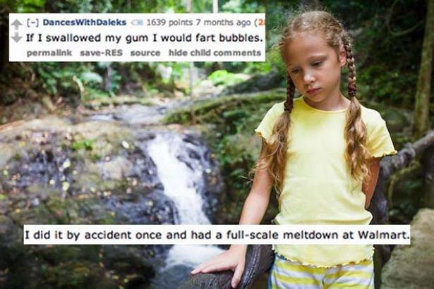 Funny Lies Parents Tell Their Kids 13