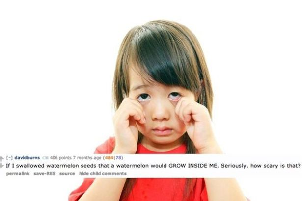 Funny Lies Parents Tell Their Kids 15