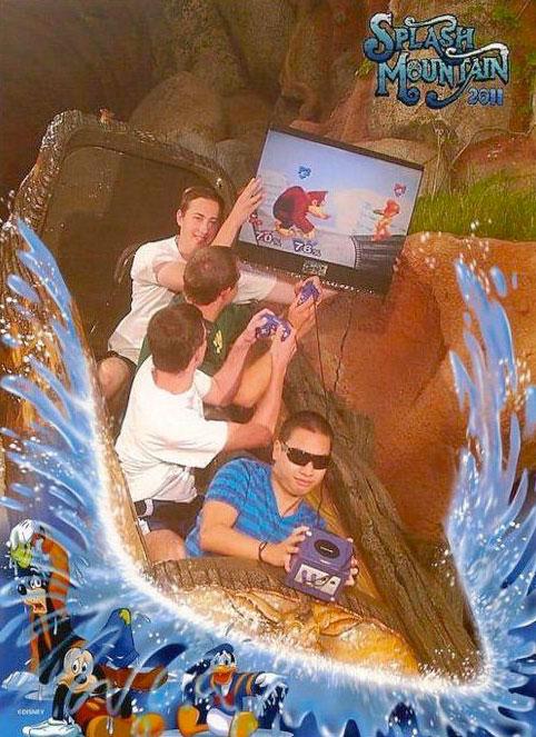 Funny Roller Coaster Photos 13