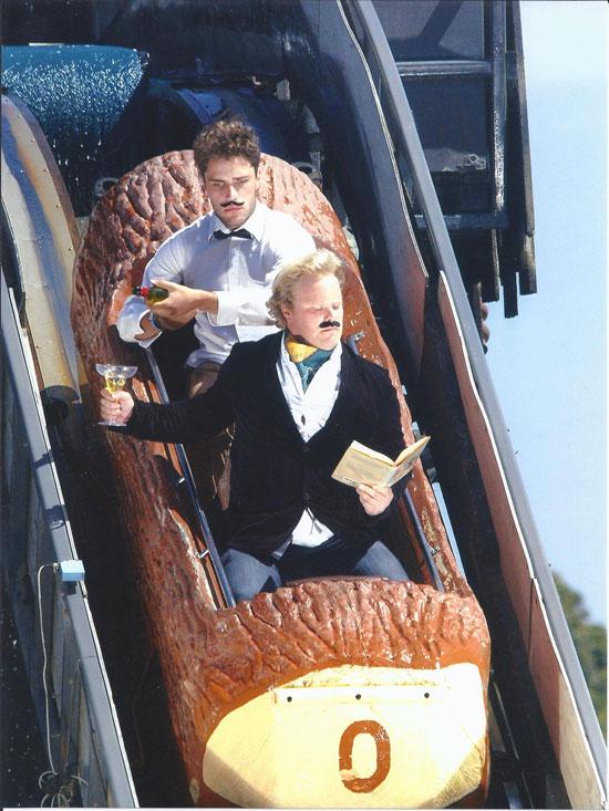 Funny Roller Coaster Photos 14