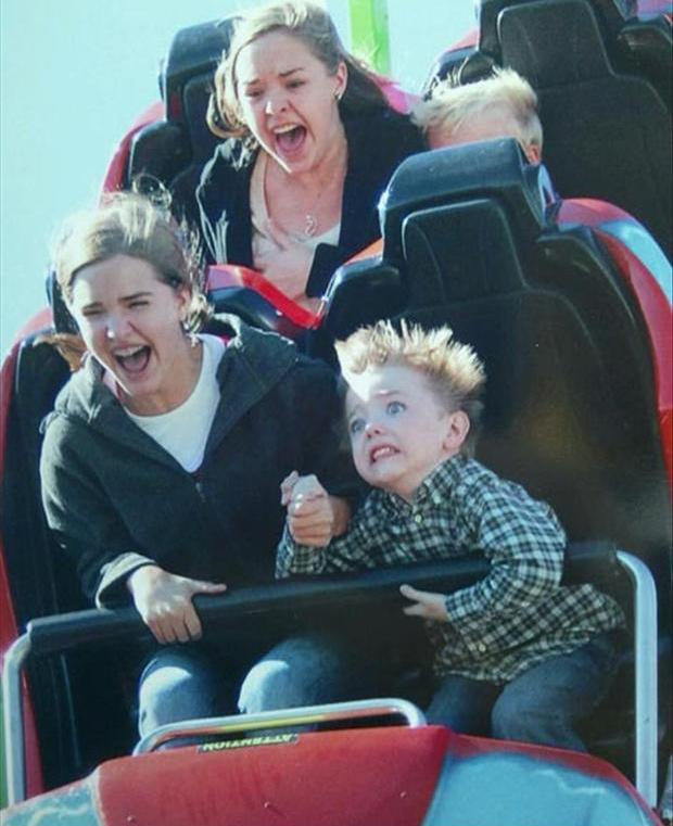 Funny Roller Coaster Photos 15