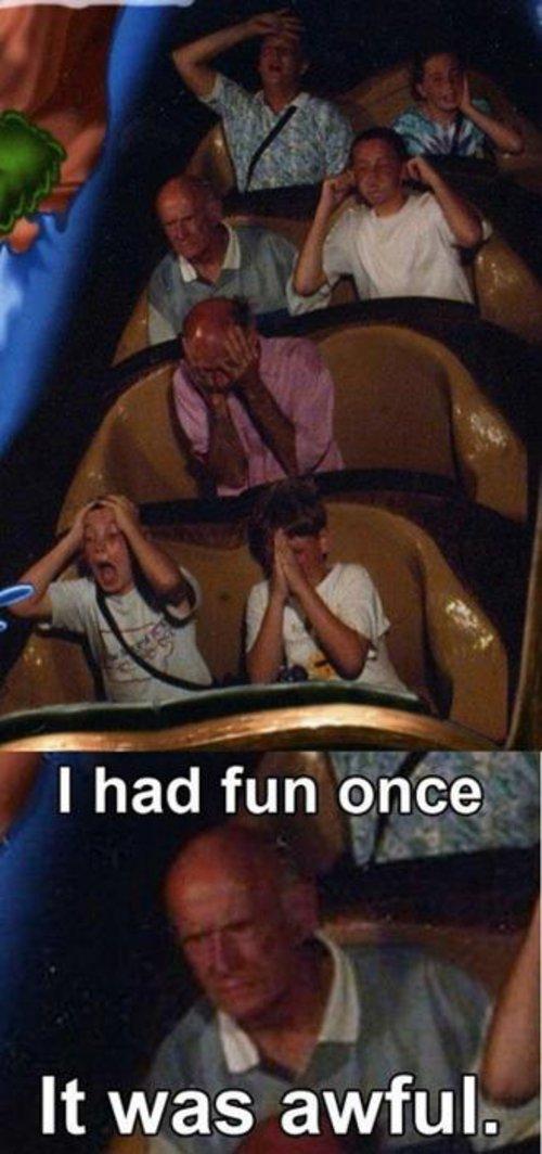 Funny Roller Coaster Photos 2