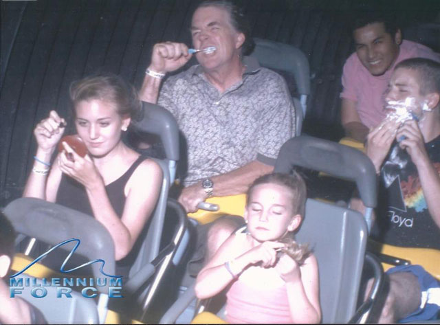 Funny Roller Coaster Photos 3