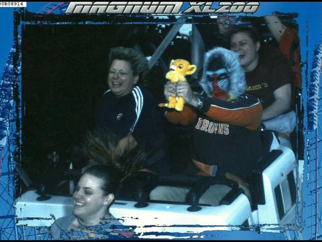 Funny Roller Coaster Photos 8
