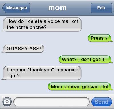 Grassy A**