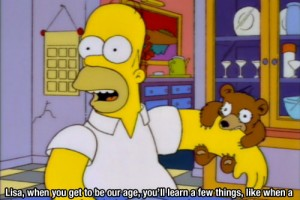 Hilariously Awesome Moments From The Simpsons 16