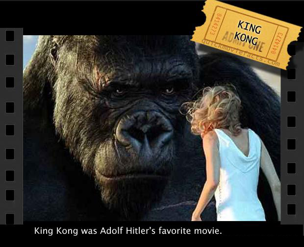 Interesting Movie Facts — King Kong