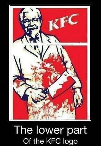 KFC - The rest of the logo.