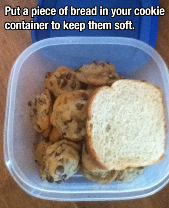 Keep those cookies fresh