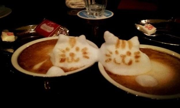 Mindblowing 3D Latte Art 9