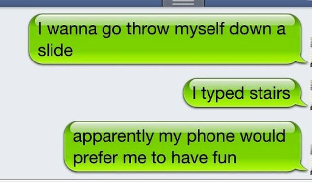 Most Hilarious Autocorrects Ever 2