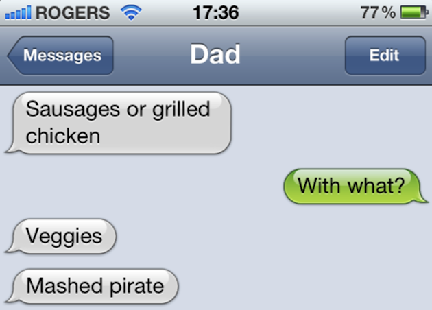 Most Hilarious Autocorrects Ever 7