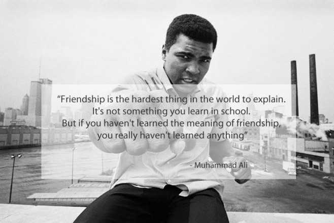 friendship quotes by famous people
