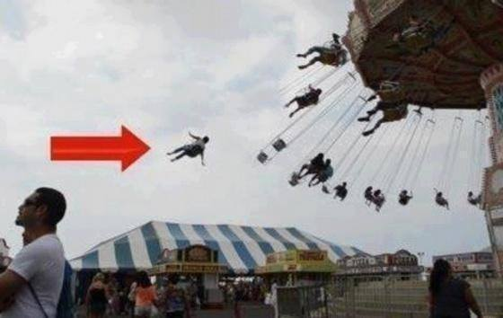My Biggest Fear As A child
