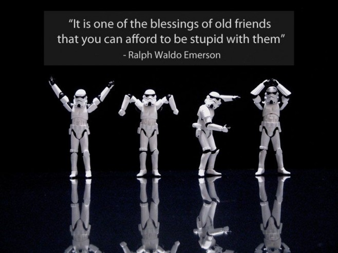 Famous Quote About Friendship Unique 15 Quotes On Friendship Saidfamous People