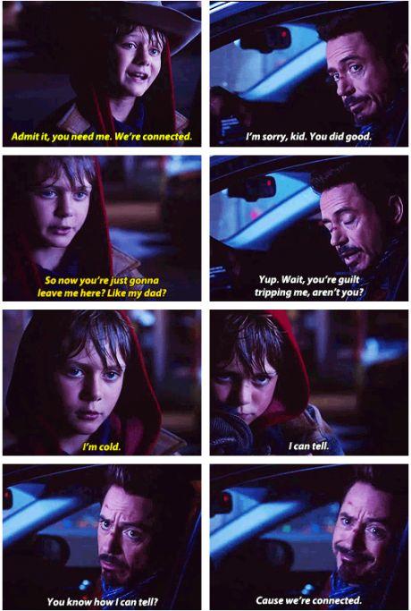 Tony Stark is a Legend...