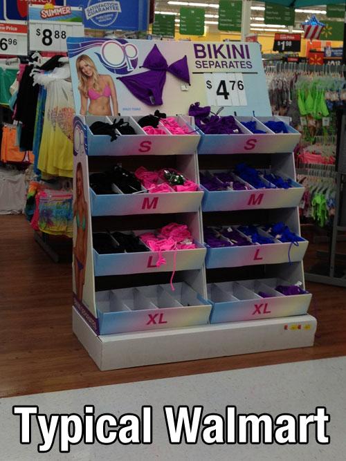 Typical Walmart