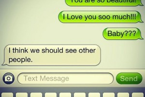 12 Hilarious Breakup Texts — 4