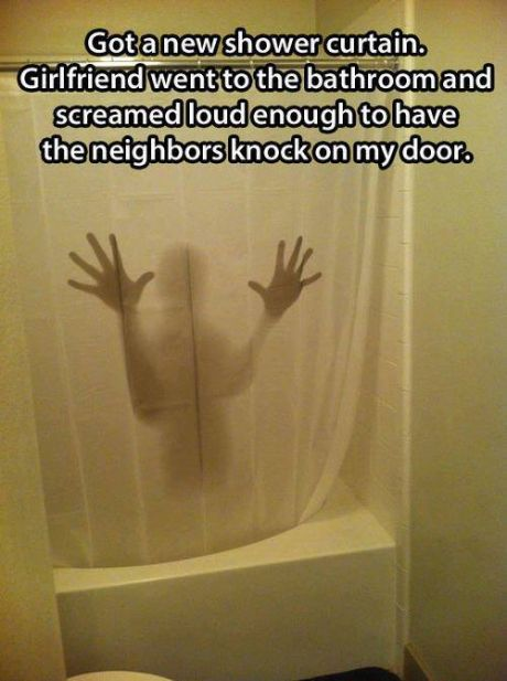 Best Shower Curtain EVER