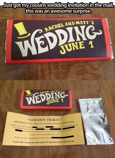 Best Wedding Invitations EVER