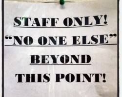 Completely Unnecessary Quotation Marks — 19