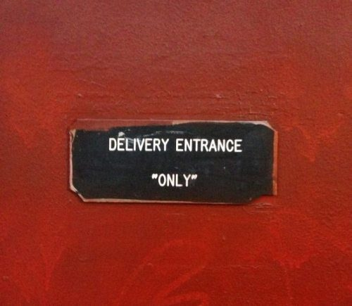 Completely Unnecessary Quotation Marks — 7