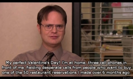 Dwight Schrute is amazing