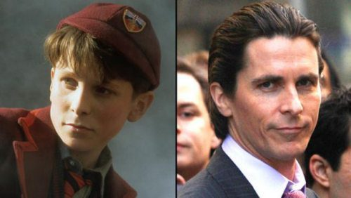 Famous faces before they were stars  — 6