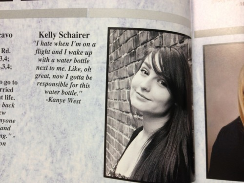 Funniest Yearbook Quotes of All Time — 27