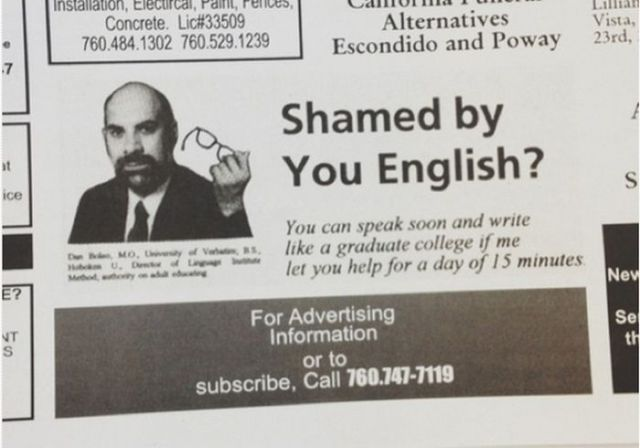 Funny and Weird Stuff Written in Newspapers 12