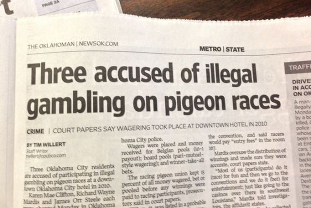 Funny and Weird Stuff Written in Newspapers 14
