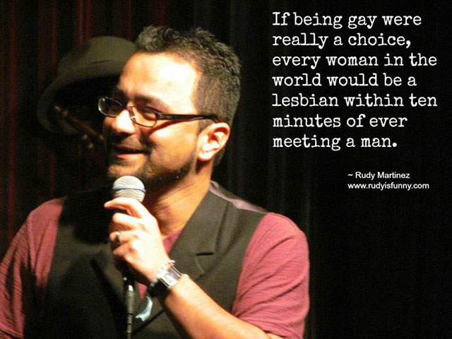 Great Moments In Standup Comedy Awesomeness — 1
