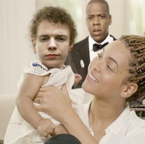 Guy Hilariously Photoshops Himself into Celebrity Photos — 9