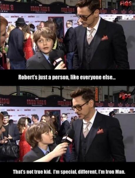 He's got a point, kid.