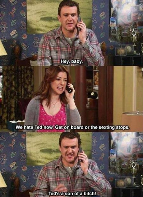 How I met your mother is such a good show