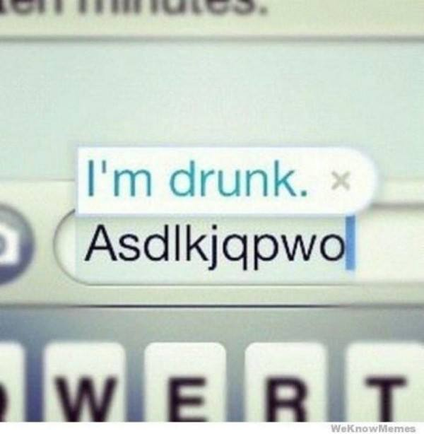 If only autocorrect could then stop you from texting your ex.