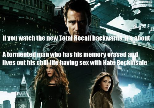 If you watch these movies backwards… 27
