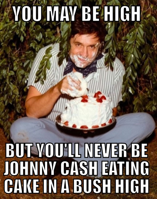 Johnny Cash was awesome